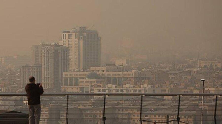 تهران دوازدهمین شهر آلوده دنیا ، هر سال چند نفر از آلودگی هوا می میرند؟