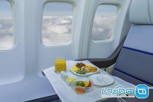 با دانستن این حقایق دیگر لب به غذاهای هواپیما نخواهید زد
