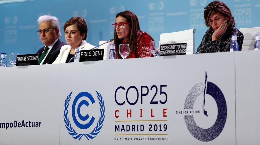 انتها COP25: طولانی ترین گفتگوی اقلیمی با سازش انتها می گیرد